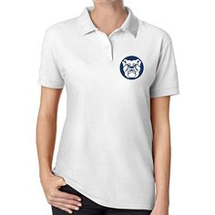 Womens Butler Bulldogs Short Sleve Uniforms Polo Shirt *** Click on the image for additional details.