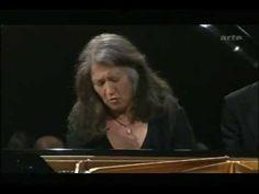 Martha Argerich - Schumann: Piano Concerto - Gewandhausorchester Leipzig, Riccardo Chailly