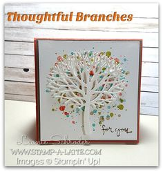 Splatter Tree using