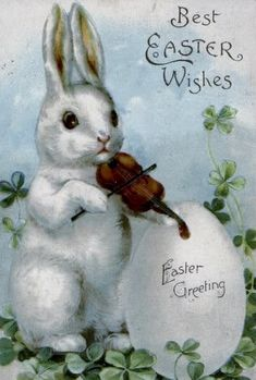 Best Easter Wishes......