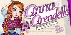 """monsterlines: """" Frozen AU: Ever After High """" Anna and Elsa are the daughters of Kai and the Snow Queen. No one knows that the two fairy tale characters fell in love, and the girls are not told of. Ever After High, Monster High, Anna Frozen, Disney Frozen, Ashlynn Ella, Lizzie Hearts, Mattel Shop, After High School, Raven Queen"""