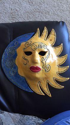 Ceramics Mask