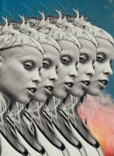 Yolandi Visser   Die Antwoord Chappie, Yolandi Visser, Die Antwoord, Music Icon, Trippy, Psychedelic, Music Videos, Death, Bands