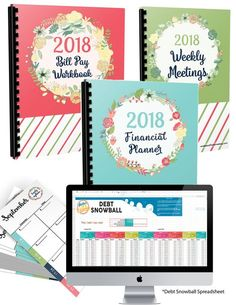 Free 2019 Monthly Calendar Printable Cute And Colorful