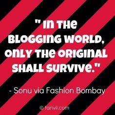 Blogging Wisdom