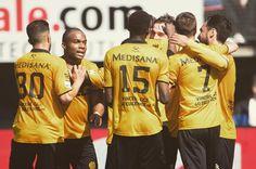 Roda JC vs Sparta Rotterdam  Zaterdag 15 april Parkstad Limburg Stadion  2 tickets voor de prijs van 1 ! #bethere #vollebak #rodspa