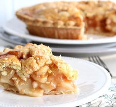 Double Crusted Sweet Tart Apple Pie- Take your apple pie to a new level by combining sweet and tart apples.  Keep the top simple and classic, or opt to show your skills with a lattice top.  Either way will be delicious! Not just for Thanksgiving or Christmas - this dessert is great anytime of the year even spring holidays like Easter. And what's more American then Apple Pie on the 4th of July?