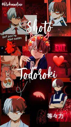Shoto Todoroki wallpaper by Brokenaeline - e0 - Free on ZEDGE™