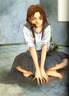 Kei Toume, Bokura no Henbyoushi, Hitsuji no Uta Ilustration, Arishima