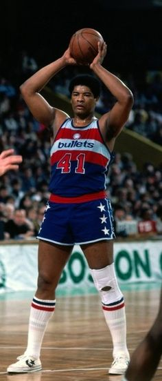Wes Unseld- 1978 NBA Finals MVP