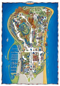 There's a Lot to See:  As one of the largest amusement parks in the world, you'll find plenty of thrills, chills and spills at Cedar Point Amusement Park.