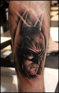 Batman #Tattoo