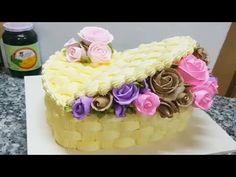 (9) TOP 5 Pastel de Amor Hermoso Decoración Tutorial #CakeDecorating - YouTube