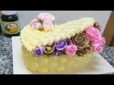 TOP 5 Beautiful Love Cake Decoration Tutorial #CakeDecorating - YouTube