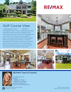 Perfection in Bridgemill Country Club!
