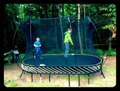 Safest Trampoline For Kids | Worldu0027s Safest Trampoline! | Pinterest | Safe  Trampoline, Trampolines And Parents