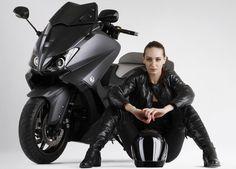 Pour 2014, BCD Design s'attaque au monde de la moto et du maxiscooter avec le Yamaha T-Max