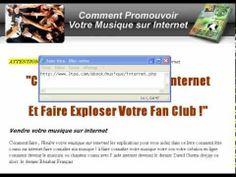 ▶ promouvoir ma musique avec internet , faire ma promotion de ma musique - YouTube