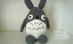 Totoro!! | Manualidades Gratis