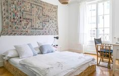 House Tour: A Shared, Thrifted Paradise in Switzerland | Apartment Therapy