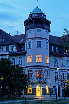 Berlin Zehlendorf Mexicoplatz by Reinhard (Felix) Krull, via Flickr