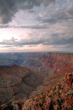 Grand Canyon, South Rim, Sunset