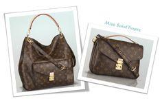 Métis, el nuevo bolso monogram de Louis Vuitton