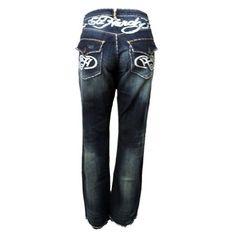 Ed hardy plus size jeans
