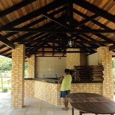 Construção telhado