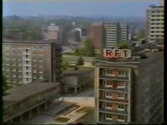 Chemnitz / Karl-Marx-Stadt Innenstadt im Mai 1991