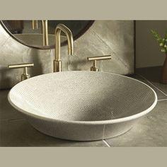 Great, textured sink.