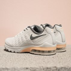 4bd479d7dd1 The Nike Air Max Invigor are a classic trainer with a modern twist. The use  of colour on the design adds a unique twist to the classic bubble sole.