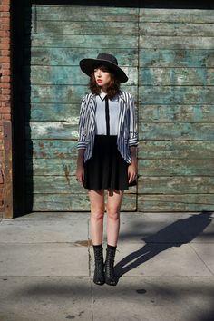 Amy of A Fashion Nerd