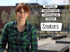 Online course creative writing university