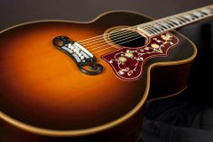 Re-making history. Gibson 1930s SJ-200 Historic. #gibson #guitar #acoustic #vintage #classic