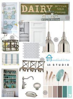 10 Small Changes to Create a Signature Kitchen #sponsored #LGStudio #nateberkus