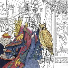 NEW RELEASE GameOfThrones The Official A Game Of Thrones Coloring Book Song