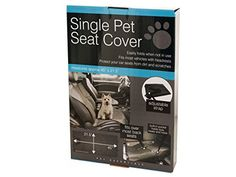 Kole KIOD990 Single Pet Auto Seat Cover One Size *** You can find out more details at the link of the image.