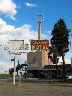 Astro Motel - Fresno, California