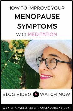 Meditation for menopause is one of the best ways to balance hormones and get relief from hot flashes. I'll show you how to get started in minutes a day. Menopause Relief, Menopause Symptoms, Natural Remedies For Menopause, Herbal Remedies, Dr Christiane Northrup, Relaxation Breathing, Health Tips For Women, Hot Flashes, Keeping Healthy
