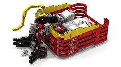 Lego Fllying Turtle EV3 Robot with Shell1 | Flickr - Photo Sharing!