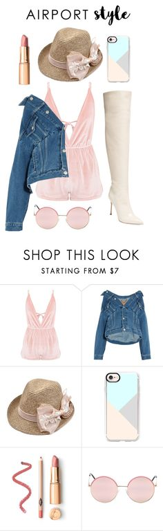"""""""Readyset"""" by deadlynight ❤ liked on Polyvore featuring Balenciaga, Casetify, Vans and Sergio Rossi"""