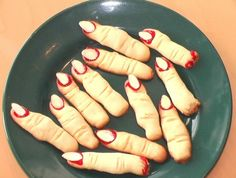 Sponsored Recipe This application requires JavaScript. Creepy, Disgusting Halloween Treats 10 Creepy, Disgusting Halloween Recipes When it comes to Halloween treats, the more disgusting the better. At least, according to my twins.  If it makes your stomach churn just looking at it, they'll eat it.  Here's 10 delightfully disgusting Halloween recipes. 1.  (pictured above) Bloody Bandaids, […]