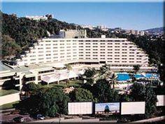 Hotel Tamanaco en Caracas Venezuela