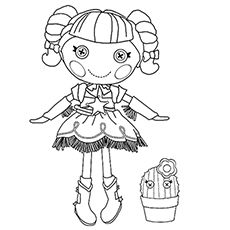 rag dolls printable coloring pages - photo#16