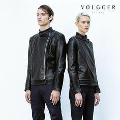 Ash Look #volggerstudio #igg.me/volggerstudio Denim Fashion, Core, Leather Jacket, Contemporary, Jackets, Studded Leather Jacket, Down Jackets, Leather Jackets, Jacket