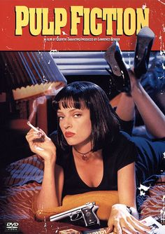 Pulp Fiction poster oficial