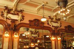 Majestic Café, Porto, Portugal http://aguiaturistica.blogspot.pt/