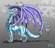 Blizzara by DragonCid.deviantart.com on @deviantART