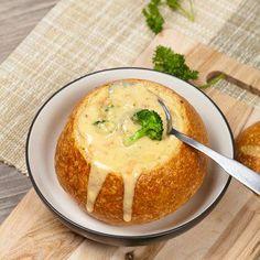 Brokkoli-Käse-Suppe Rezept